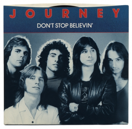 Songs for Sovereign Professionals: Don't Stop Believin' @JourneyOfficial