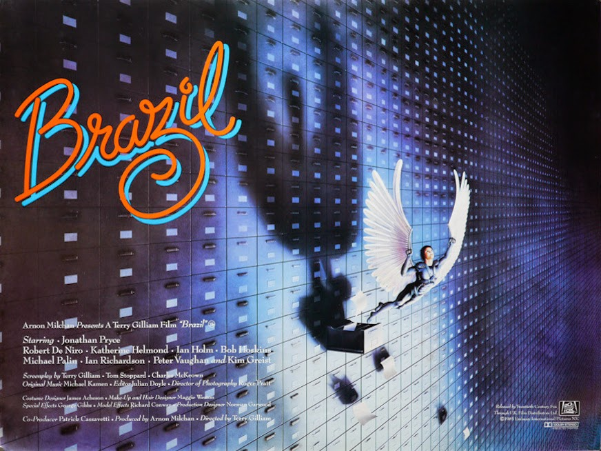 Downtime: Brazil by Terry Gilliam