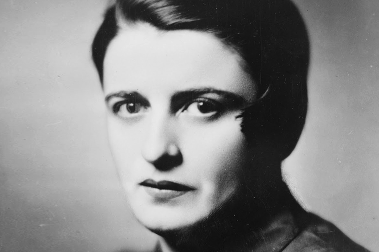 Ayn Rand – hero of the Sovereign Professional