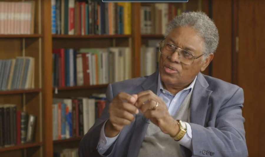 The truth about trickle down – Thomas Sowell