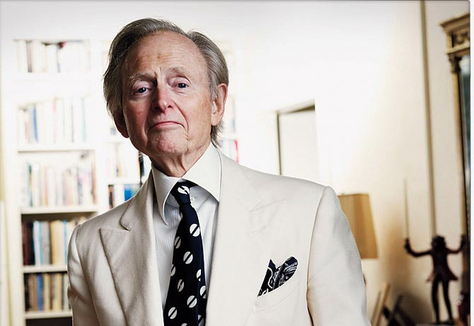 Tom Wolfe on the art of fiction