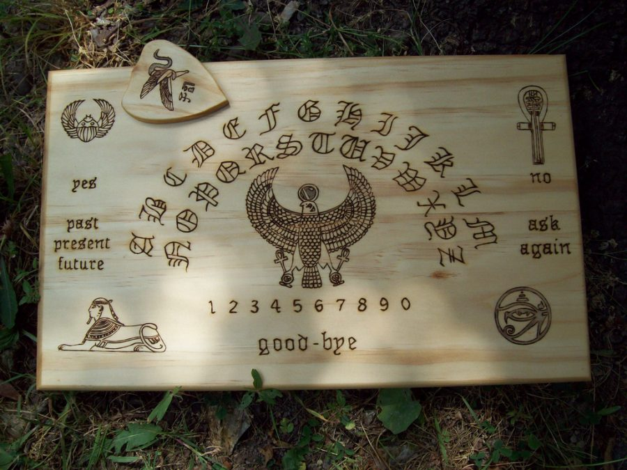 The sovereignty of the Ouijaboard