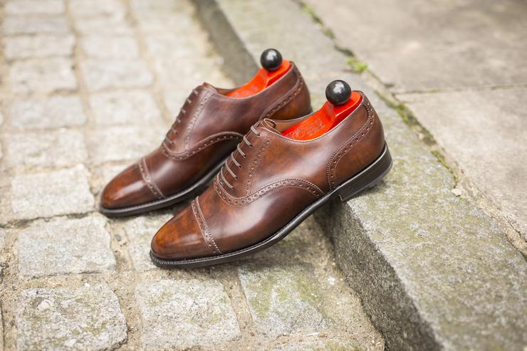 Hours to spare over Christmas? Shine yourshoes